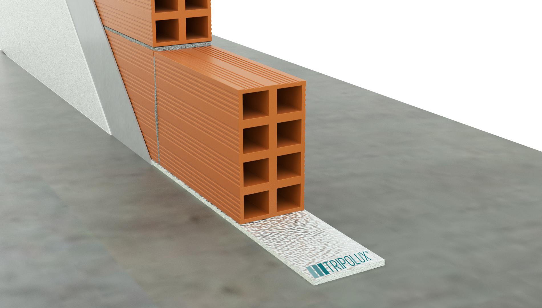 desligamento parede interior